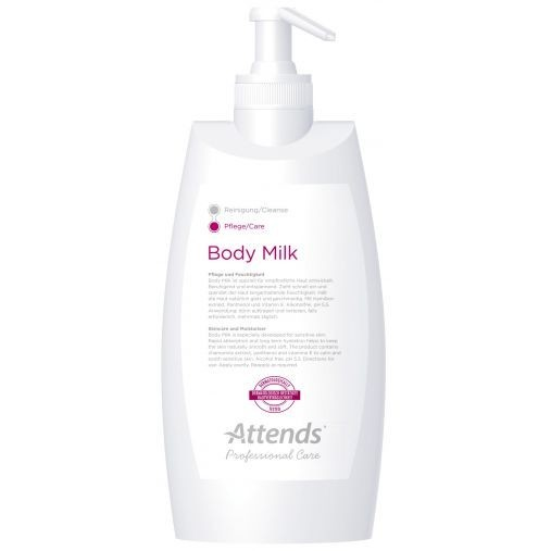 Attends Care Body Milk - 500ml