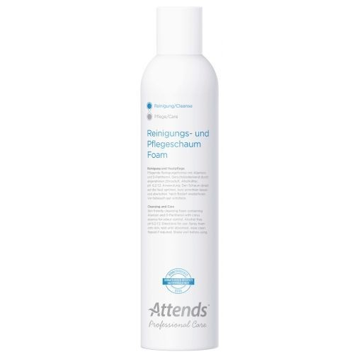Attends Care Cleansing Foam - 400ml
