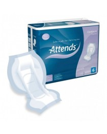Attends Contours 6 (Heavy Incontinence) Pack of 35