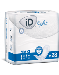 iD Expert Light Maxi 800ml - Pack of 28
