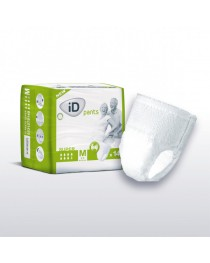 iD Pants Super Medium (80-120cm/31-47in) 1800ml - Pack of 14