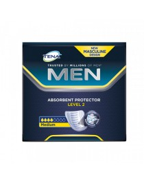 TENA Men Level 2 450ml Pack of 10